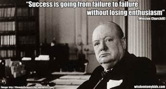 winston churchill never give up quotes