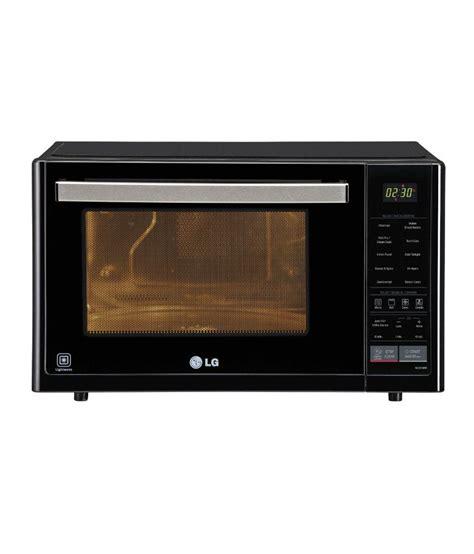 Lg Microwave Oven Convection lg 32 lg 32 ltr mj3294bg convection microwave ovenblack