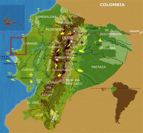 ecuador on map county recurrent quot lifeguarding in ecuador quot by bruce moncrief