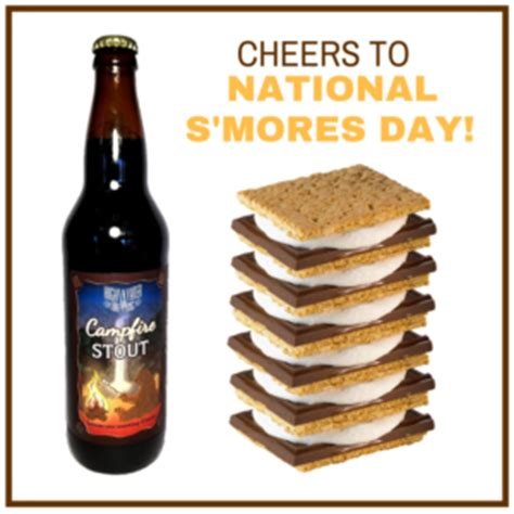 National S Day National S Mores Day