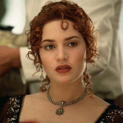 film titanic actress name rose dewitt bukater dawson kate winslet titanic