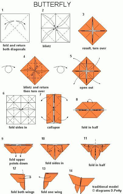 cara membuat origami naga 25 best ideas about origami butterfly on pinterest
