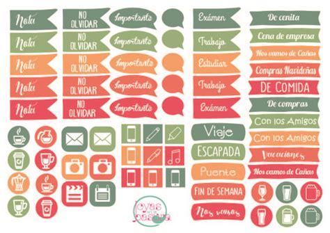 doodle crear calendario stickers para agenda descargables buscar con
