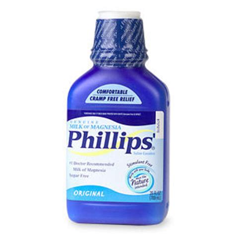 Phillips Milk Of Magnesia finally a solution milk of magnesia as deodorant