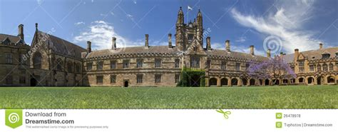 Sydney Uni Mba Time by Panorama Of The Of Sydney Royalty