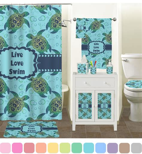 sea bathroom accessories sea turtle bathroom accessories my web value