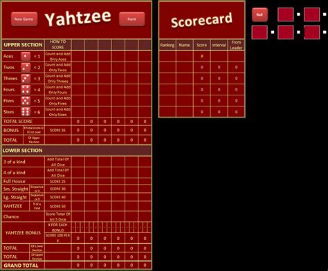 full house in yahtzee full house yahtzee 6 dice house plan 2017