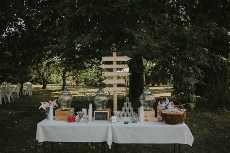 Jardin De Simple by Mariage Dans Un Jardin D 233 Coration