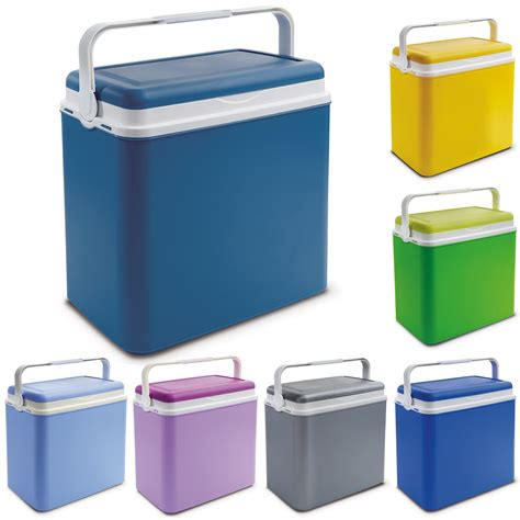 large 24 litre cooler box cing lunch picnic