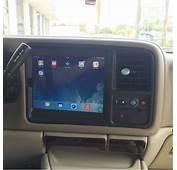 Premium IPad In Dash Vehicle Integration