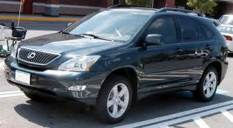 Lexus Rx330 Images File Lexus Rx330 Jpg Wikimedia Commons