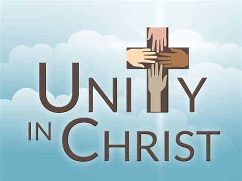 all together different upholding the church s unity while honoring our individual identities books may 29 2016 message unity in christ lake harbor umc