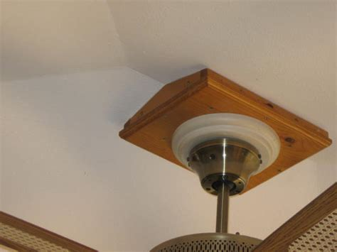 vaulted ceiling fan box cathedral ceiling fan mount placement guide lighting