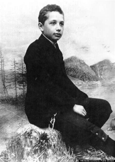 kid friendly biography of albert einstein 10 surprising facts about albert einstein huffpost