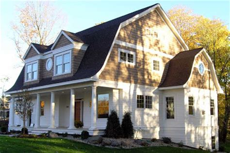 dutch colonial home plans new dutch colonial house plan unveiled
