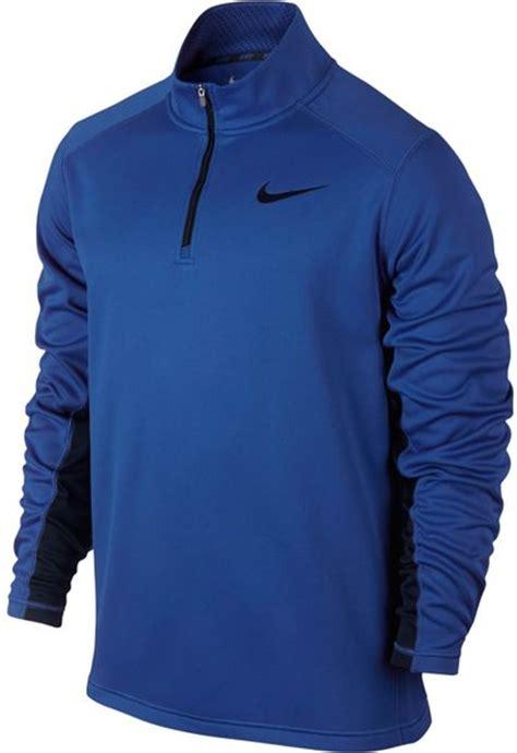 Original Hoodie Nike Ko Pullover Nike Royal Blue nike s ko quarter zip s pullover in blue for royal lyst