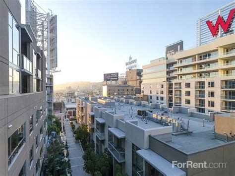Apartments For Rent In Downtown Los Angeles 1600 1600 Vine Apartments Los Angeles Ca Walk Score