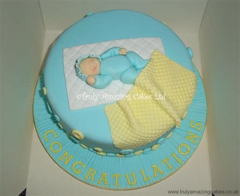 Amazing Baby Shower Cakes by Truly Amazing Cakes Christening Cakes