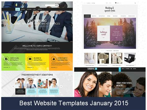 Best Website Templates January 2015 Entheos Pest Website Design Templates