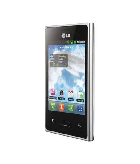 lg e400 mobile phone lg optimus l3 e400 white mobile phones at low
