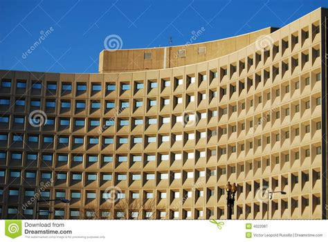 urban housing development housing and urban development headquarters royalty free stock photography image 4022087