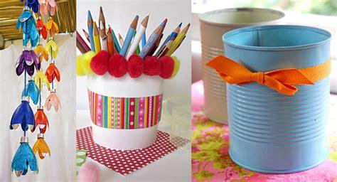 productos elaborados con reciclaje reciclaje con latas para hacer lapiceros