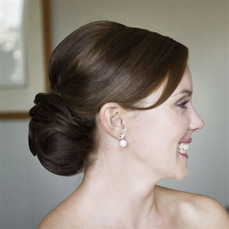 low chignon wedding hairstyle chignon hairstyles beautiful hairstyles