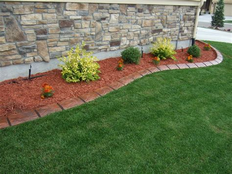 edging flower beds lawn edging material bloggerluv com