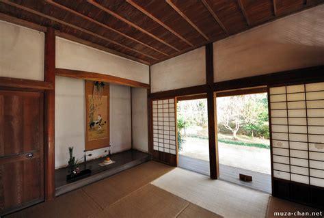 House Design Inside Simple traditional japanese house tokonoma
