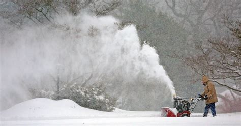 record flooding blizzard conditions batter delaware