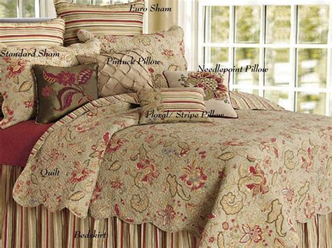 patterned coverlets sale king quilt set jacobean french sage paisley cotton