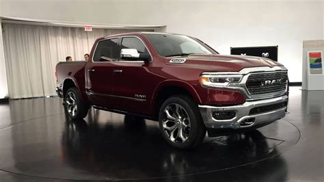 2020 Dodge Ram Limited by 2019 Dodge Ram 1500 Limited Hd Image 10