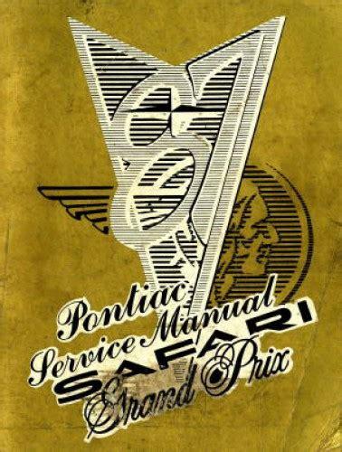 how to download repair manuals 1987 pontiac safari on board diagnostic system pontiac safari and grand prix service manual 1987