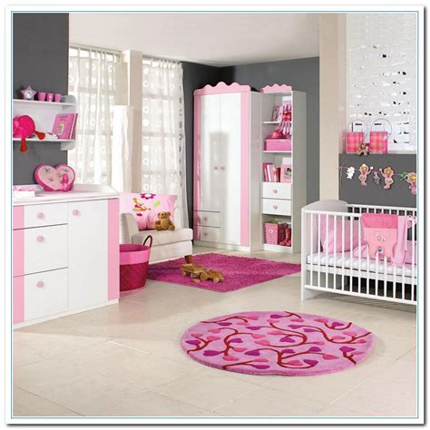 Five Themes Ideas For Baby Girl Room Decor Home And Ideas For