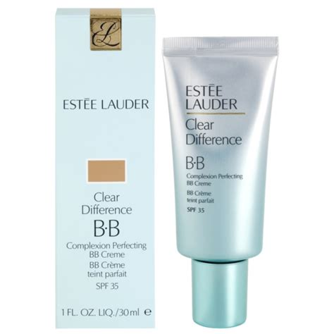 Estee Lauder Clear Difference Bb Harga est 233 e lauder clear difference krem bb nadaj艱cy idealny