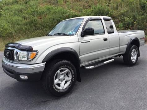 Used Toyota Tacoma Trd Purchase Used Toyota Tacoma Trd Sr5 4x4 In Lancaster