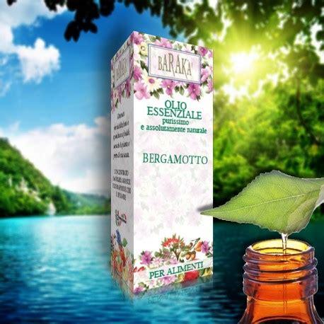 oli essenziali uso alimentare olio essenziale bergamotto alimentare 12ml