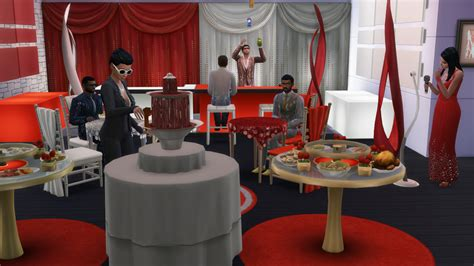 luxury home stuff luxury party stuff objects and music in the sims 4