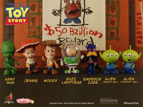 Mini Figure Story story 3 cosbaby mini figure series gadgetsin