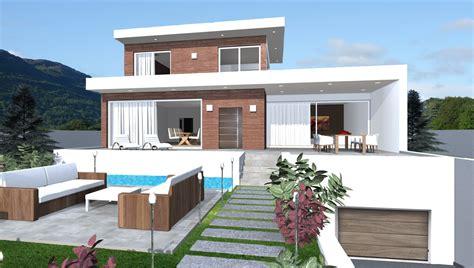 progetto casa moderna progetti 3d costruzione esempi di progetti di