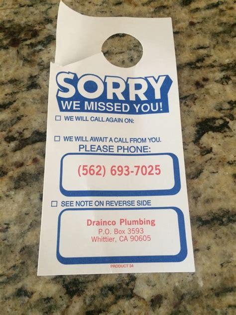 Plumbing Whittier Ca by Drainco Plumbing 95 Reviews Plumbing 9826 Painter