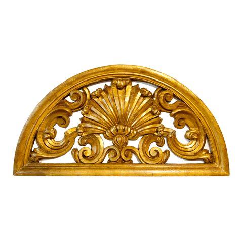 testiere letto legno testiera letto in legno dorato antichit 224 balestra