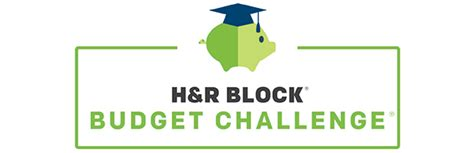 MCEE/H&R Block Budget Challenge Webinar H And R Block Budget Challenge Tips