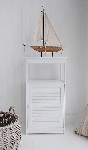 Freestanding White Bathroom Furniture White Freestanding Bathroom Furniture From The White Lighthouse Sea Inspirations Pinterest