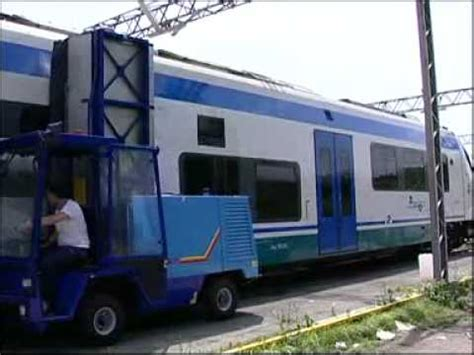 carrozze ferroviarie italiane macchina lavaggio treni e carrozze ferroviarie sep 900