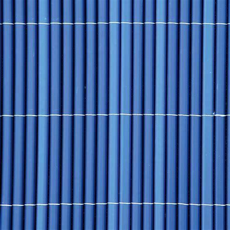 sichtschutz im garten 90 gardol comfort sichtschutz blau 300 x 90 cm bauhaus