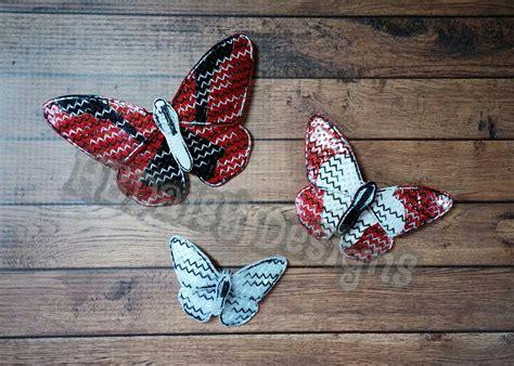 Motif Butterfly   Scrap Buster