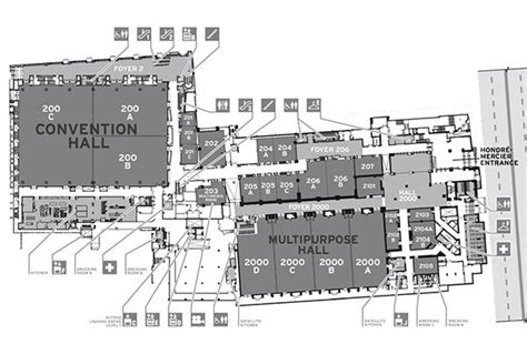hawaii convention center floor plan hawaii convention center floor plan floor plans and