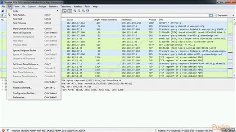 wireshark tutorial screenshots packt learning path wireshark 2 a2z p30 download full