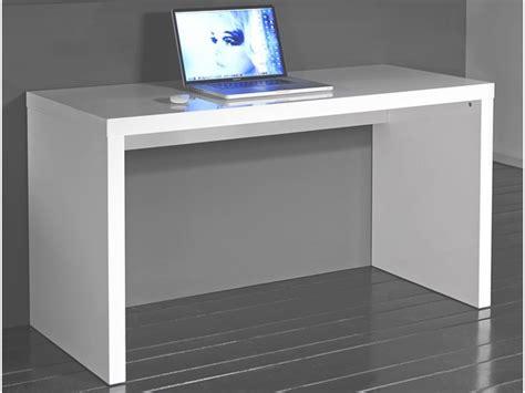 schreibtisch weiß 140 x 60 computertisch schreibtisch 140x60 wei 223 hochglanz lack